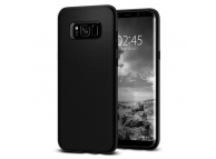 Husa silicon TPU Samsung Galaxy S8 G950 Spigen Liquid Air 565CS21611 Blister Originala