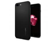 Husa silicon TPU Apple iPhone 7 Plus Spigen Liquid Armor 043CS20525 Blister Originala