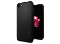 Husa silicon TPU Apple iPhone 7 Spigen Liquid Armor 042CS20511 Blister Originala