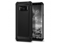 Husa Samsung Galaxy S8 G950 Spigen Rugged Armor 565CS21319 Blister Originala