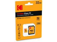 Card memorie Kodak MicroSDHC 32GB Clasa 10 UHS-1 Blister