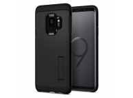 Husa Samsung Galaxy S9 G960 Spigen Tough Armor 592CS22846 Blister Originala