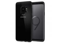 Husa Samsung Galaxy S9 G960 Spigen Ultra Hybrid Crystal 592CS22837 Blister Originala
