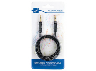 Cablu audio Jack 3.5 mm Tata - Tata Tellur 1m Blister Original