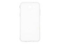 Husa Silicon TPU Samsung Galaxy J3 Emerge J327 Tellur Transparenta Blister Originala