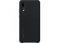 Husa silicon TPU Huawei P20 51992365 Blister Originala