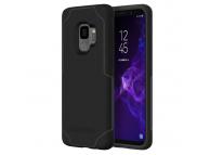 Husa Plastic Griffin Survivor Strong Pentru Samsung Galaxy S9 G960, Neagra, Blister TA44229
