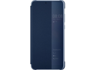 Husa Huawei P20 Pro, Smart View Flip, Bleumarin, Blister 51992368