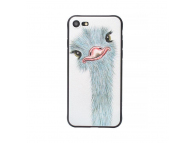 Husa TPU HOCO Ostrich Pentru Huawei P20 Lite, Multicolor, Blister