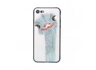 Husa TPU HOCO Ostrich Pentru Huawei P20, Multicolor, Blister