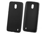 Husa TPU OEM iGel Pentru Huawei P smart, Neagra, Bulk
