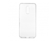 Husa TPU OEM Slim pentru Nokia 6.1, Transparenta, Bulk