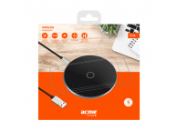 Incarcator Retea Wireless Acme Europe, CH301G, 1 X USB, Negru, Blister