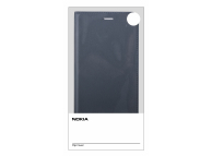 Husa Piele Nokia 6.1, Book Cover, Albastra, Blister CP-308BL