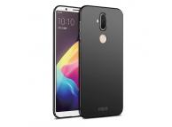 Husa Plastic Mofi Slim pentru Asus Zenfone 5 Lite ZC600KL, Neagra, Blister