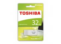 Memorie Externa Toshiba U202, USB 2.0, 32Gb, Alba, Blister