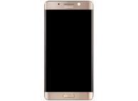 Display - Touchscreen Cu Rama, Auriu Huawei Honor 9 02351CQV