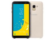 Husa Plastic Samsung Galaxy J6 J600, Dual Layer, Aurie, Blister EF-PJ600CFEGWW