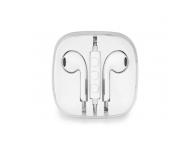 Handsfree Casti EarBuds OEM, Cu microfon, USB Type-C, Alb, Blister