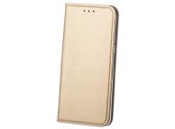 Husa Piele OEM Smart Magnetic pentru Samsung Galaxy S8 G950, Aurie, Bulk