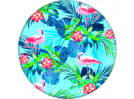 Suport Stand Adeziv Popsockets pentru telefon Rainforest Flamingos Blister