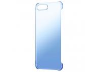 Husa Plastic Huawei Honor View 10, Albastra - Transparenta, Blister 51992291