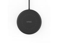 Incarcator Retea Wireless Vinsic VSCW114 Slim, Negru, Blister