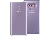 Husa Plastic Samsung Galaxy Note9 N960, Clear View, Mov, Blister EF-ZN960CVEGWW