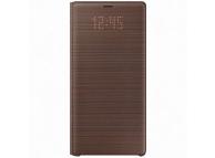 Husa Samsung Galaxy Note9 N960, Led View, Maro, Blister EF-NN960PAEGWW