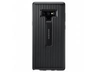 Husa Samsung Galaxy Note9 N960, Standing, Neagra, Blister EF-RN960CBEGWW