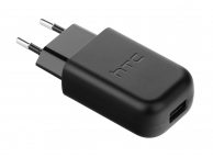 Incarcator Retea USB HTC TC P2000, 1 X USB, Negru, Bulk