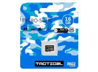 Card Memorie MicroSDHC Tactical, 16Gb, Clasa 10, Blister