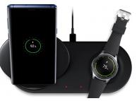 Incarcator Retea Wireless Samsung, Quick Charge, Negru, Blister EP-N6100TBEGWW