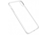 Husa TPU OEM Ultra Slim pentru LG Q8, Transparenta, Bulk