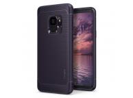 Husa TPU Ringke Onyx OXSG0008-RPKG pentru Samsung Galaxy S9 G960, Mov, Blister