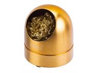 Suport cu Burete metalic pentru curatare letcon Baku BK-222 auriu