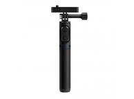 Selfie Stick cu Trepied si declansator bluetooth Xiaomi negru Blister