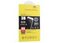 Folie Protectie Ecran Privacy OEM pentru Samsung Galaxy S9 G960, Sticla securizata, Full Face, 3D, Blister