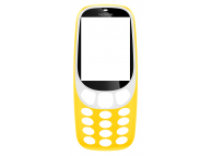 Carcasa fata Galbena Nokia 3310 (2017)