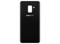 Capac Baterie Negru Samsung Galaxy A8 (2018) A530 Dual SIM