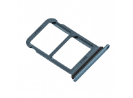 Suport SIM Albastru Huawei P20 Dual SIM