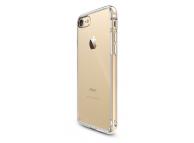 Husa TPU Ringke Fusion pentru Apple iPhone 7 / Apple iPhone 8, Transparenta, Blister