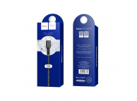 Cablu Date si Incarcare USB la Lightning HOCO Flash X20, 2 m, Negru, Blister
