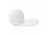 Incarcator Retea Wireless Samsung, Alb, Blister EP-N6100TWEGWW