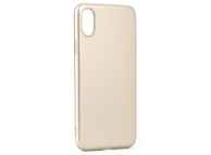 Husa Plastic Roar Darker pentru Samsung Galaxy J5 (2017) J530, Aurie, Blister