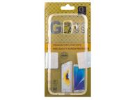 Pachet promotional Husa TPU transparenta + Folie Sticla securizata Samsung Galaxy A6 (2018) A600