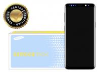 Display - Touchscreen Gri, Cu Rama Samsung Galaxy S9+ G965 GH97-21691C