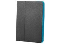Husa Piele GreenGo ORBI pentru Tableta, 9 - 10 inci, Bleu, Bulk