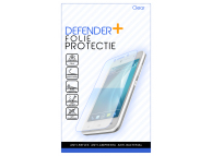 Folie Protectie Ecran Defender+ pentru Motorola Moto G6 Plus, Plastic, Blister