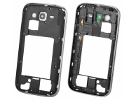 Carcasa Mijloc Gri Samsung Galaxy Grand Neo I9060 Duos